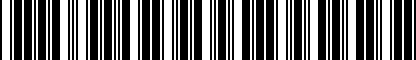 Barcode for EXD124140